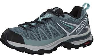 Salomon Women's X Ultra 3 Prime W Low Rise Hiking Boots, Black