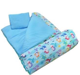 Olive Kids Wildkin Mermaids Sleeping Bag - Kids