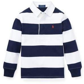 Ralph Lauren Little Boy's & Boy's Rugby Shirt