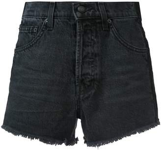 Derek Lam 10 Crosby Drew High-Rise Classic Cut-Off Short