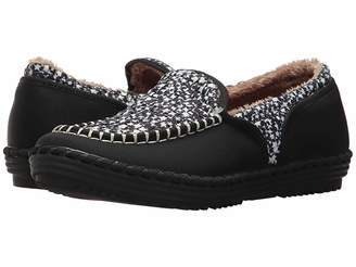Bernie Mev. Stitched Fuzzy Women's Slip on Shoes