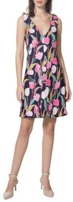 Women's Donna Morgan A-Line Dress $118 thestylecure.com