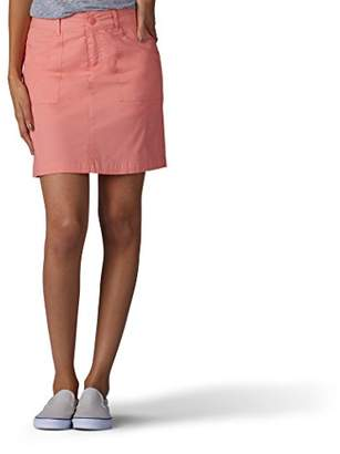 Lee Women's Straight Fit Alessa Skort
