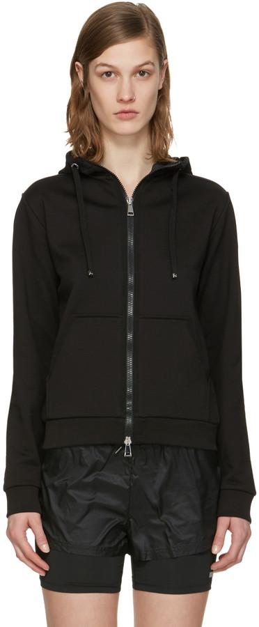 MonclerMoncler Black Zip Hoodie