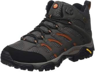 Merrell Moab Mid GoreTex Womens Walking Shoes UK 5.5 Periwinkle