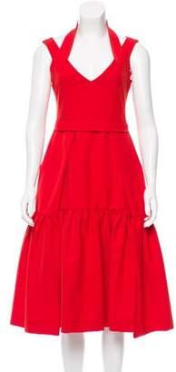 Preen by Thornton Bregazzi Preen Olympia A-Line Dress w/ Tags