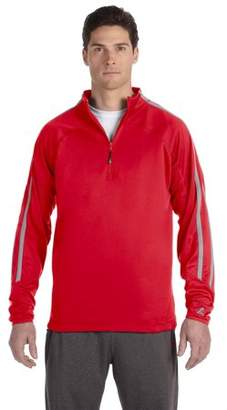 Russell Athletic Tech Fleece Quarter-Zip Cadet Coat Men's 8TPEFM