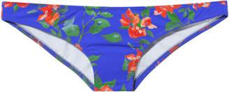 Caroline Constas Mer Kali Floral Bikini Bottom