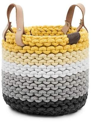 UGG Rainbow Rope Nesting Baskets