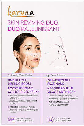 Karuna Skin Reviving Duo.