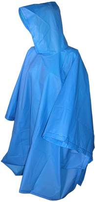 totes Hooded Pullover Rain Poncho with Side Snaps