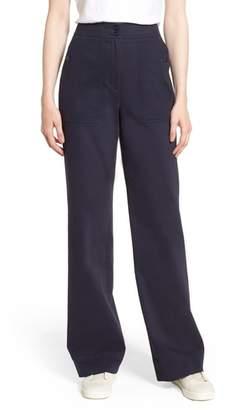 Nordstrom Signature Wide Leg Pants