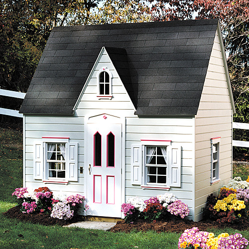 Princess Cottage Playhouse