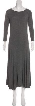 Polo Ralph Lauren Long Sleeve Maxi Dress