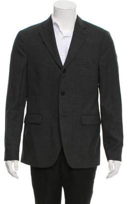 Acne Studios Wool Three Button Suit