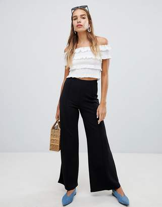 New Look Wide Leg Pant