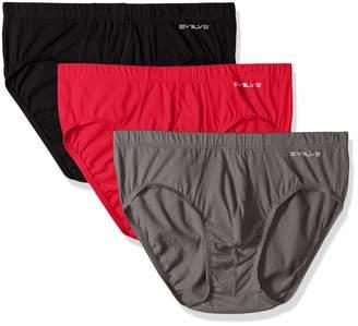 2xist Evolve Men's Cotton Comfort Bikini Brief Underwear Multipack Underwear