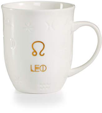 Adrienne Vittadini Tri-Coastal Design Leo Zodiac Mug