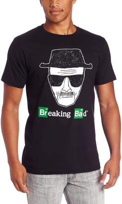 Walter Breaking Bad White Br Ba Men's T-Shirt