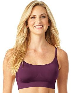 Warner's Bras: Easy Does It Wire Free Bra RM0911A $38 thestylecure.com