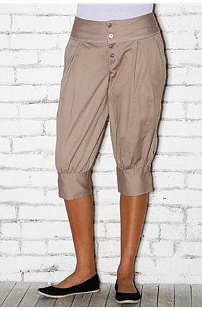 Lux Knickerbocker Pant