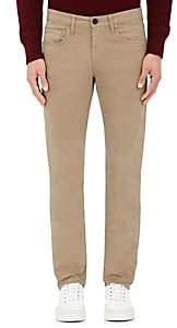 J Brand Men's Kane Straight Jeans-Beige, Tan