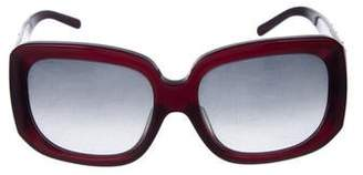 Burberry Gradient Embellished Sunglasses