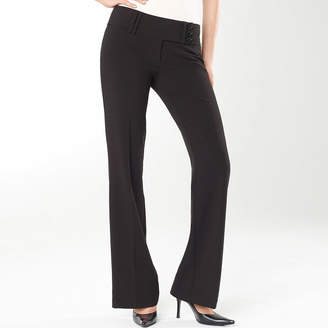 JCPenney Star City Clothing Star City 3-Button Extended-Tab Trouser Pants