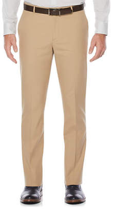 Perry Ellis Slim-Fit Solid Pants