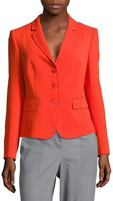 Basler Solid Notch-Lapel Jacket