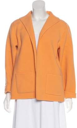 Eileen Fisher Oversize Long Sleeve Wool Coat