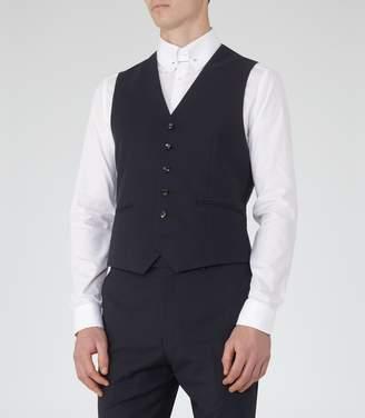 Reiss Drifter W Modern-Fit Waistcoat