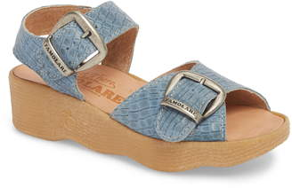 Famolare Double Play Platform Sandal