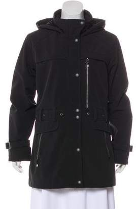 Obermeyer Hooded Short Coat