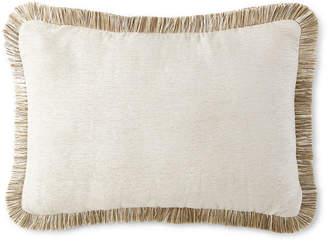 JCPenney JCP HOME HomeTM Chenille Fringe Oblong Decorative Pillow