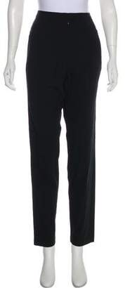 Zero Maria Cornejo High-Rise Straight-Leg Pants