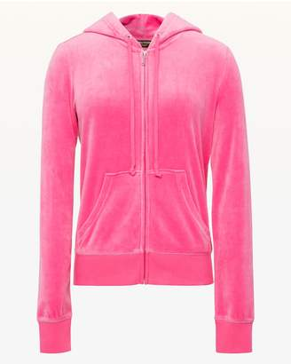 Juicy Couture Luxe Crown Velour Robertson Jacket