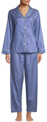 P Jamas St. Andrews Striped Pajama Set