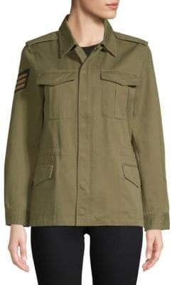 Zadig & Voltaire Military Zadig Cotton Jacket
