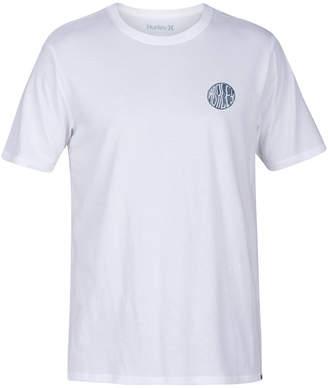 Hurley Men's Flip Side Graphic T-Shirt