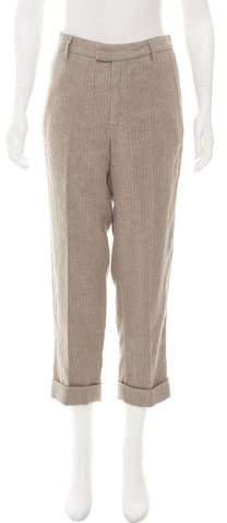 Marc by Marc Jacobs Mid-Rise Straight-Leg Pants w/ Tags