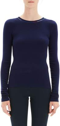 Theory Multicolor Linked Sweater