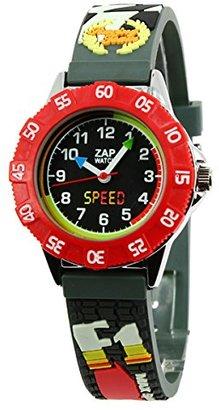 Baby Watch (ベビー ウォッチ) - ベビーウォッチ babywatch ザップ F1カー クオーツ 腕時計 ZAP013 ブラック