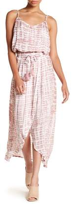 Tiare Hawaii Dune Hi-Lo Maxi Dress