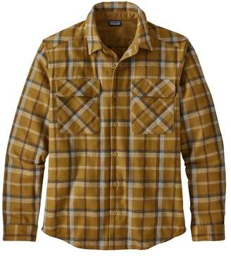 Patagonia Men's Long-Sleeved Recycled Wool Shirt