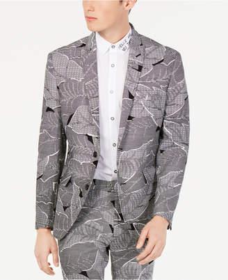 INC International Concepts I.n.c. Men Makani Slim-Fit Linen Blazer