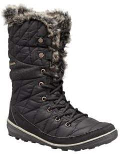 Columbia Heavenly Omni-Heat Faux Fur Mid-Calf Winter Boots