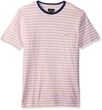 Barney Cools Men's B.Original Slub Cotton Tee Shirt