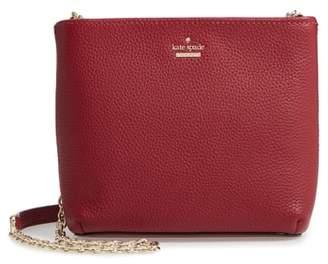 Kate Spade Jackson Street - Ellery Leather Crossbody Bag