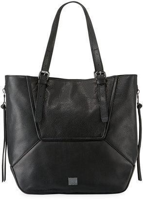 Kooba Crawford Leather Tote Bag, Black $220 thestylecure.com